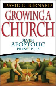 Growing a Church cover