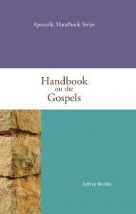 Handbook on the Gospels cover