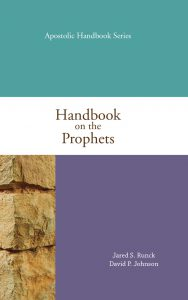 Handbook on the Prophets cover