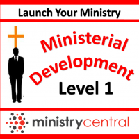 ministerial development level 1: ministry central