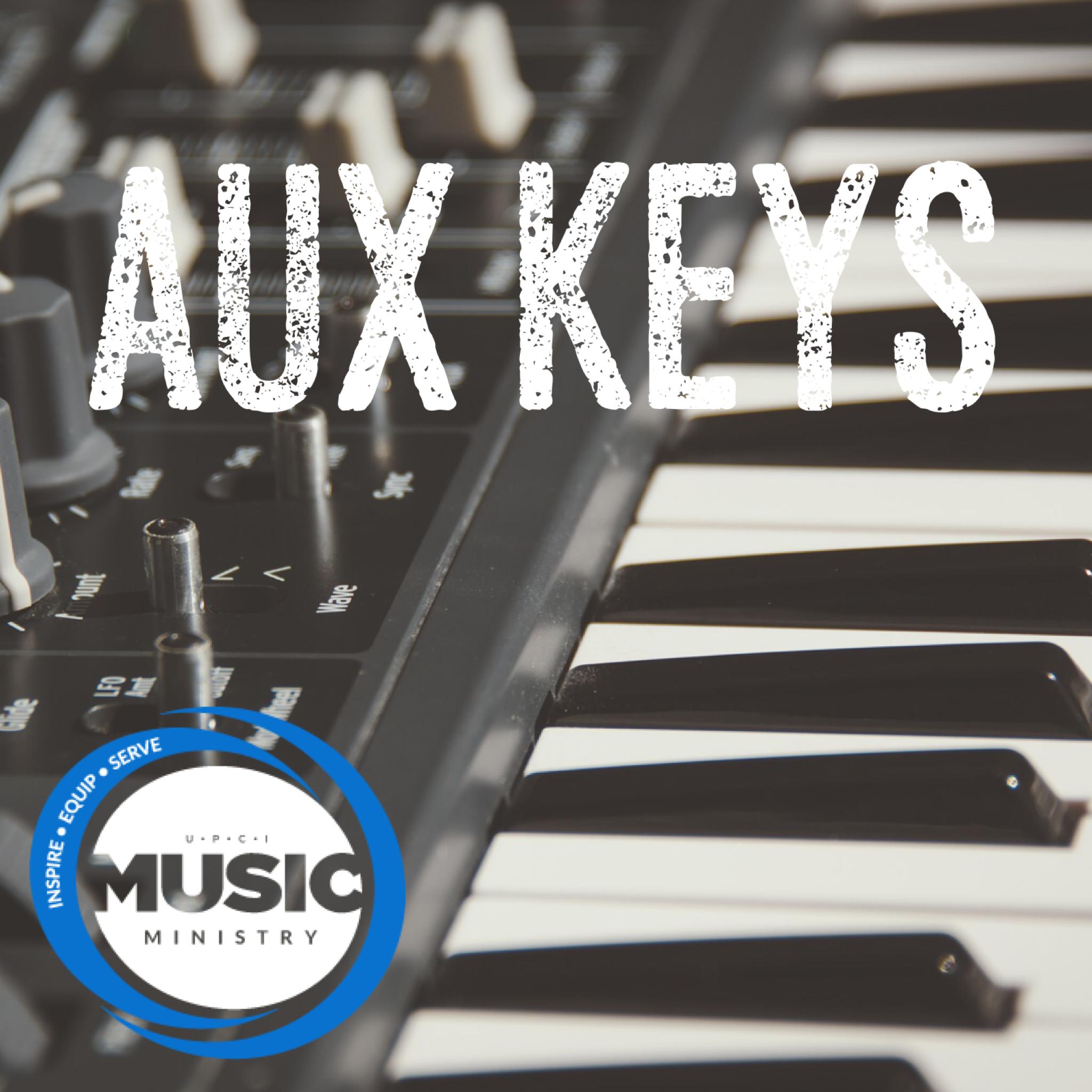 Aux Keys - Beginner Series