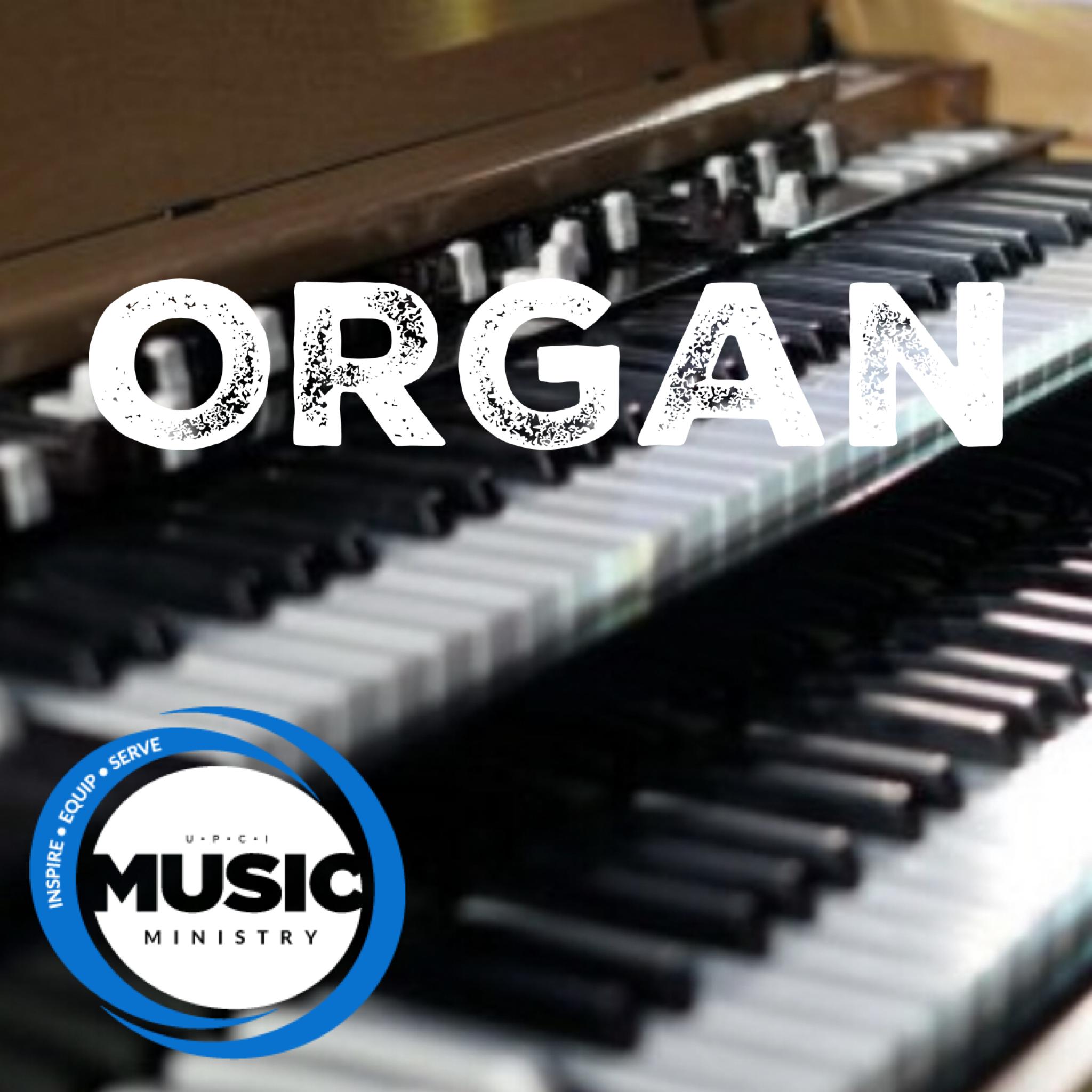 Organ - Beginner Series